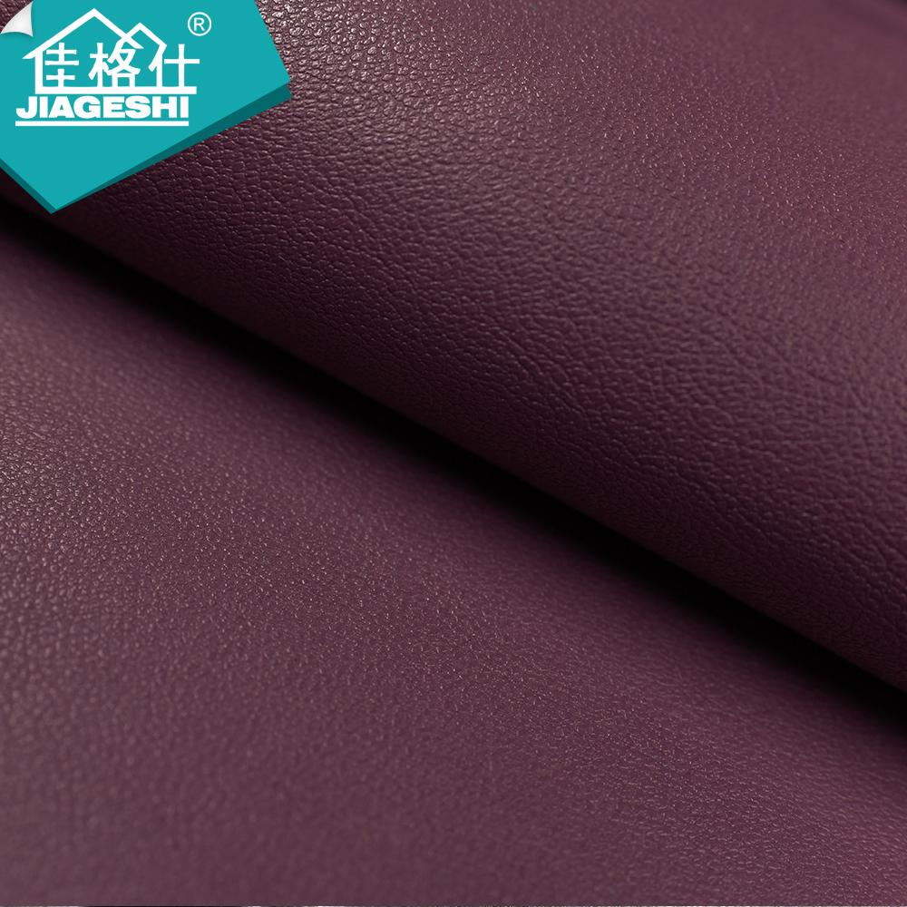 中荔枝纹紫色超纤布1.7SA02404E包鞋