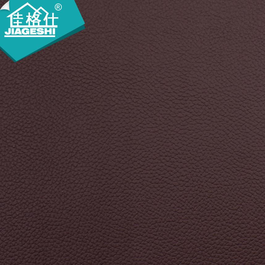 褐色马达斯纹健康汽车内饰PU革 1.1SA49738FX